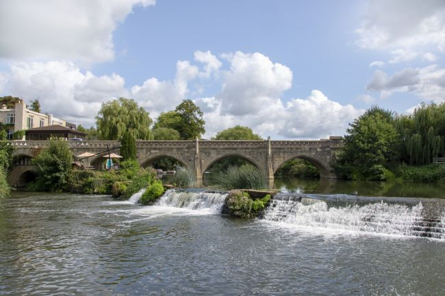 Steve Stamford | Bathampton bridge