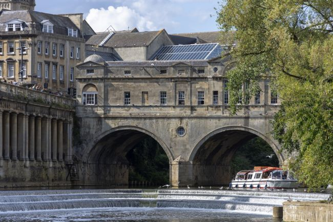 Steve Stamford | Poulteney bridge Bath 2