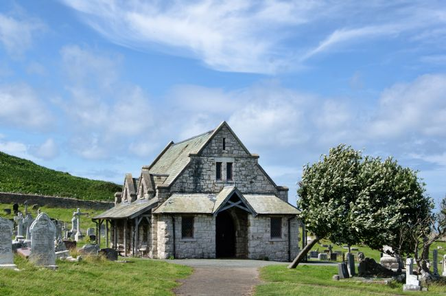 Steve Stamford | Great Orme Cemetery Chapel