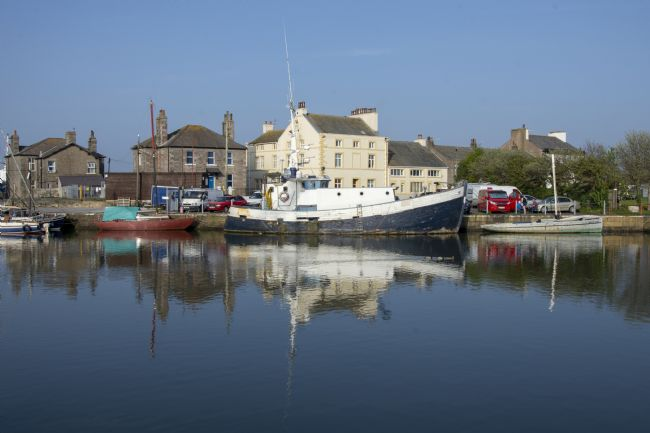 Steve Stamford | Trefusis GY242 at Glasson Dock