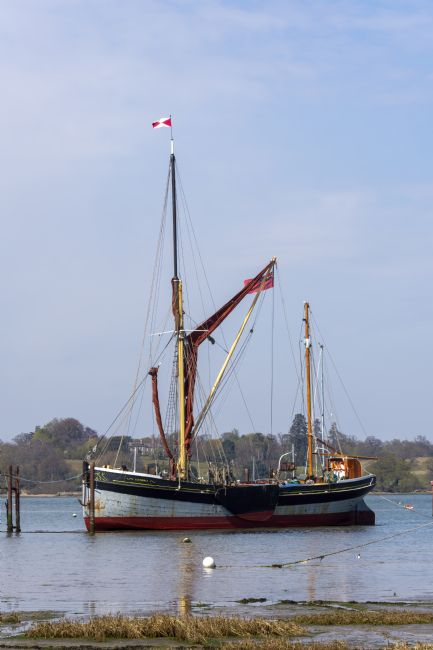 Steve Stamford | Sailing barge Cambria