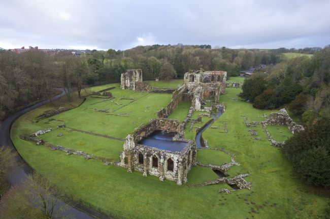 Steve Stamford | Furness Abbey 1