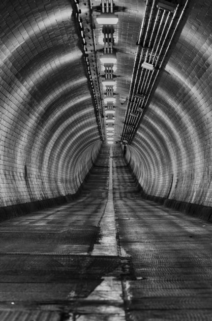Steve Stamford | Woolwich foot tunnel