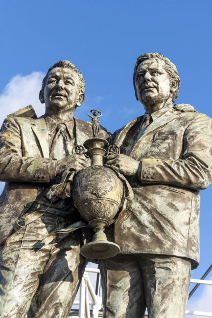 Steve Stamford | Clough and Taylor 3