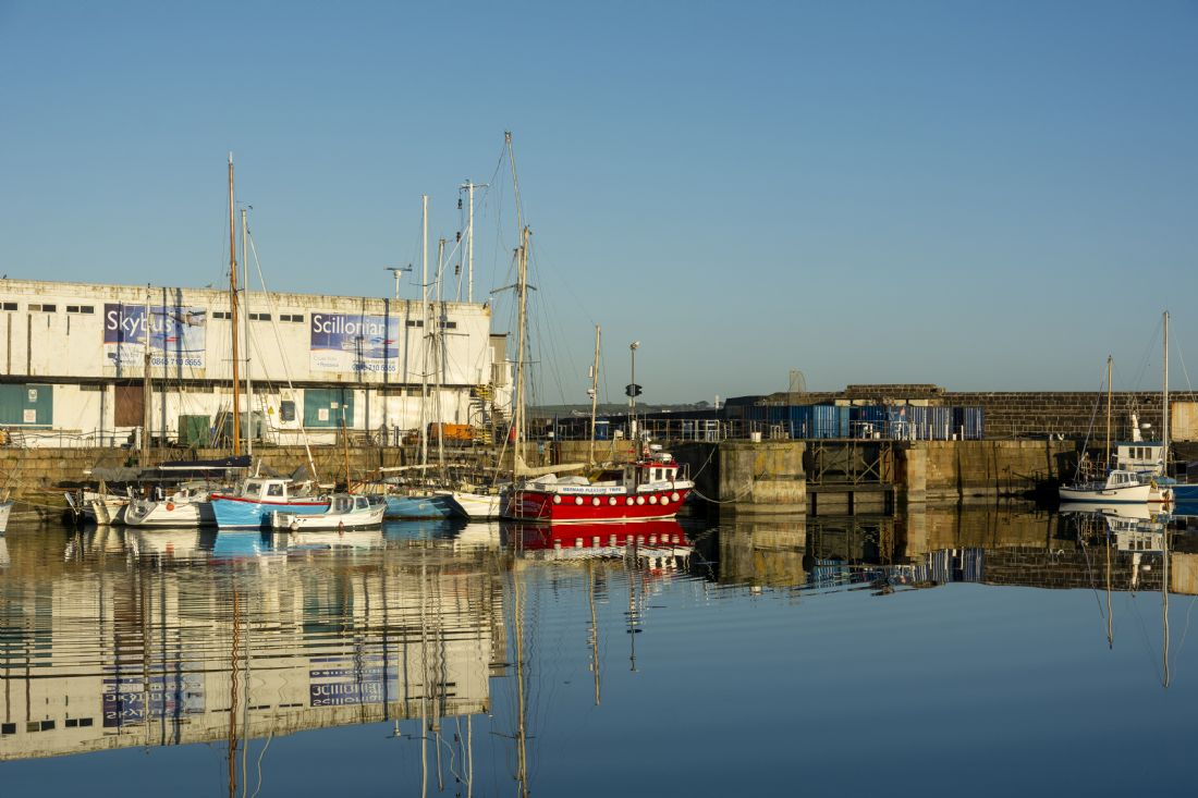 Mary Fletcher | Penzance Reflections