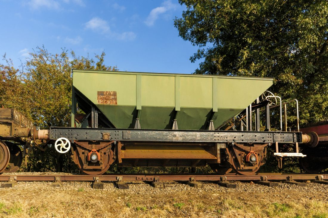 Mary Fletcher | Derelict Rolling Stock