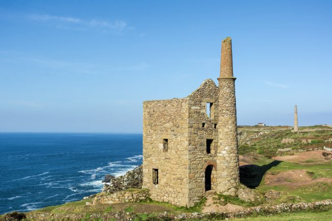 Mary Fletcher | Botallack Engine House