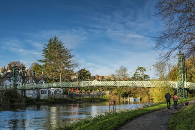 Mary Fletcher | Porthill Bridge, Shrewsbury