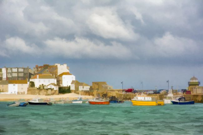 Mary Fletcher | St Ives Cornwall