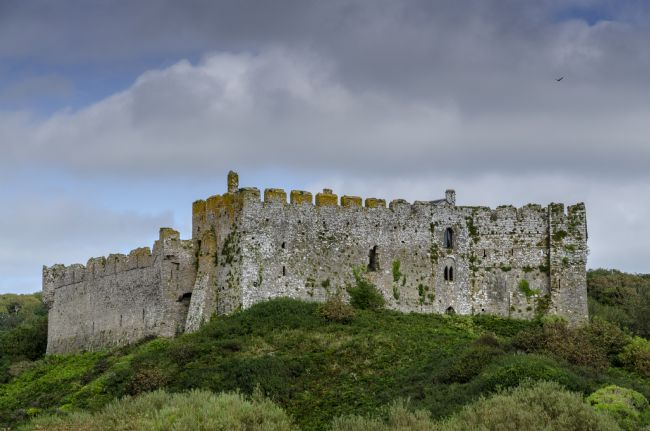 Mary Fletcher | Manorbier Castle