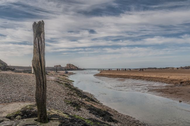 Mary Fletcher | Low Tide at Bude