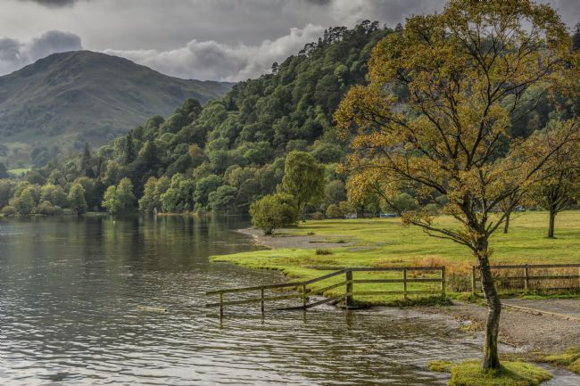 Mary Fletcher | After the Rain, Ullswater