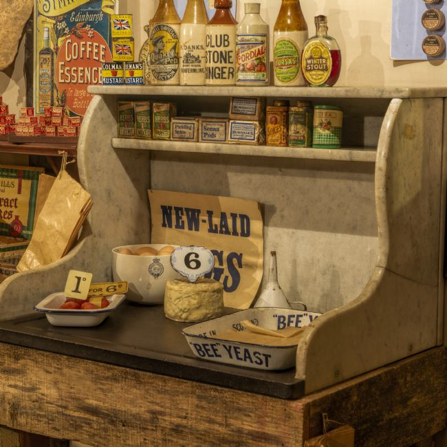 Mary Fletcher | Victorian Kitchen