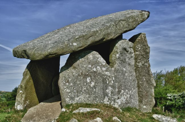 Mary Fletcher | Trethevy Quoit