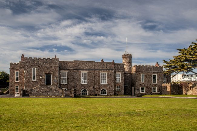 Mary Fletcher | The Castle, Bude
