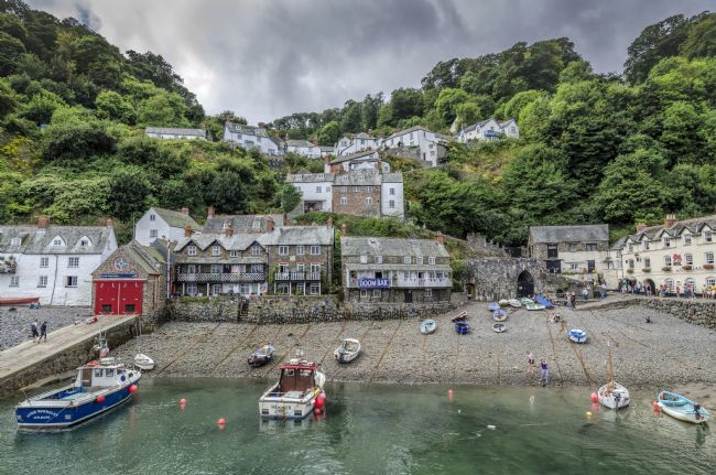 Mary Fletcher | Clovelly Devon