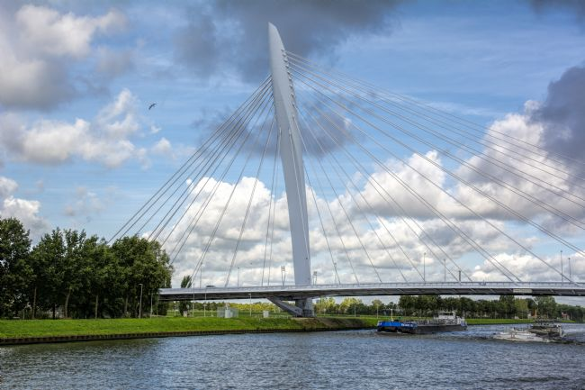 Mary Fletcher | Prins Clausbrug Bridge