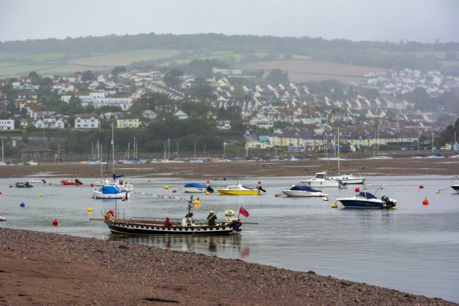 Mary Fletcher | Shaldon to Teignmouth