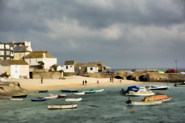 Mary Fletcher | St Ives