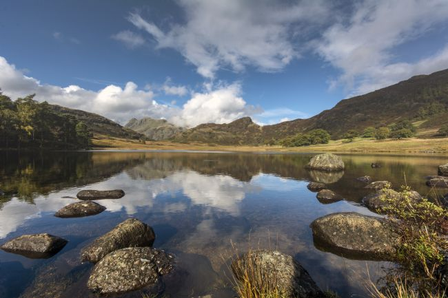 Mary Fletcher | Blea Tarn Reflections