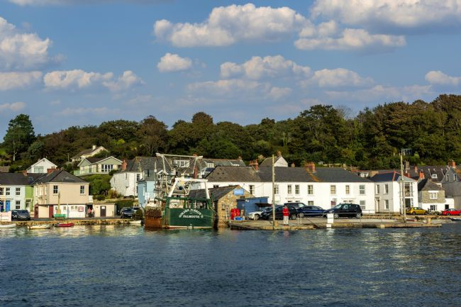 Mary Fletcher | Flushing Quay, Cornwall
