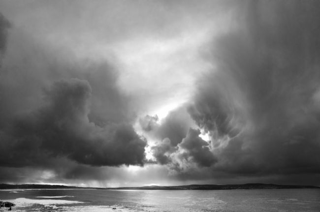 Mary Fletcher | Gathering Storm Clouds