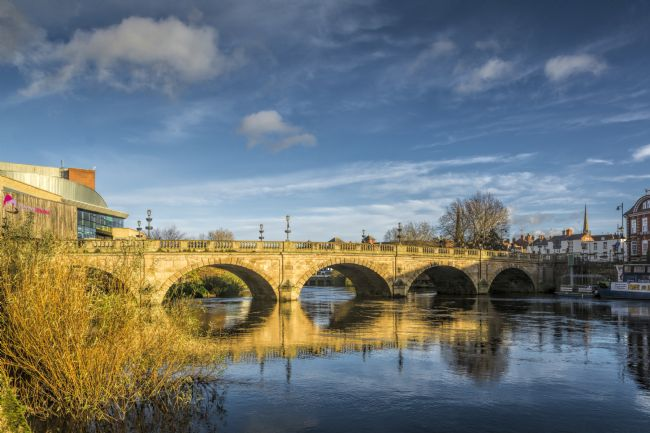 Mary Fletcher | Welsh Bridge, Shrewsbury