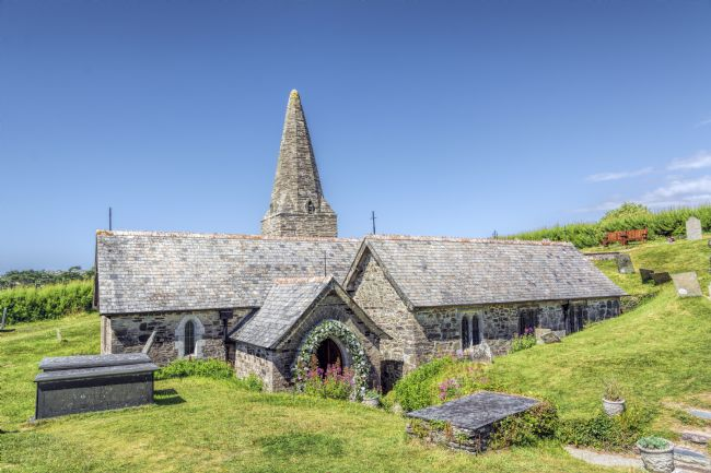 Mary Fletcher | St Enodoc's Church