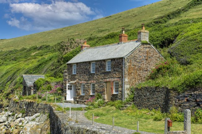 Mary Fletcher | Cornish Cottage