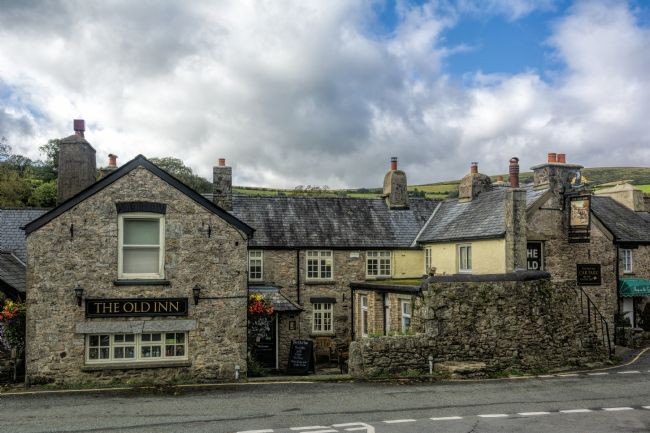 Mary Fletcher | The Old Inn, Widecombe