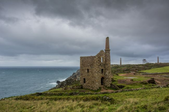 Mary Fletcher | Poldark Mine, Botallack