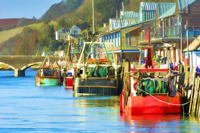 Mary Fletcher | Fishing Boats Looe