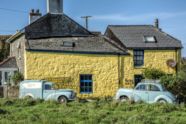 Mary Fletcher | Truthwall Cottage, Botallack