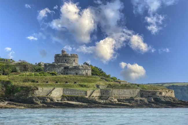 Mary Fletcher | St Mawes Castle, Cornwall
