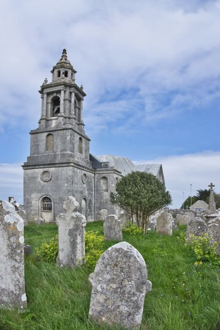 Chris Langley | Abandoned Church of St George, Parish of Isle of Portland and The Royal Manor