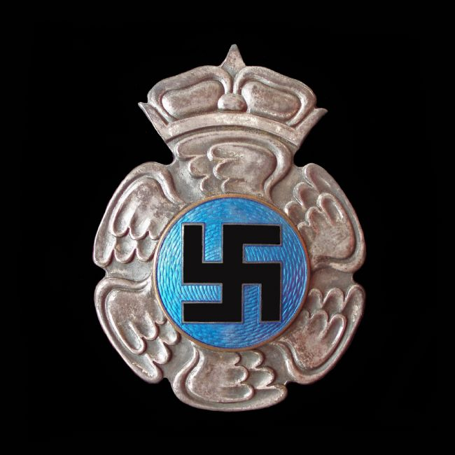 Chris Langley | Finland Air Force Pilot Badge 1921-1944 (pale blue version)