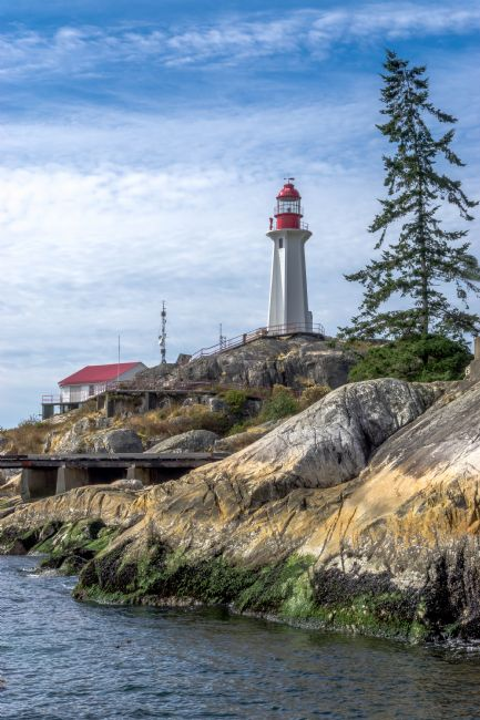 Chris Langley | Point Atkinson Lighthouse, British Columbia, Canada
