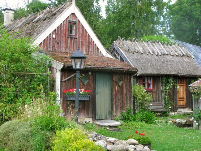 Chris Langley | Skåne-style Thatch at Alunbruket, Sweden #2