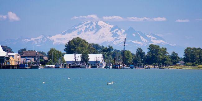Chris Langley | Steveston and Mount Baker
