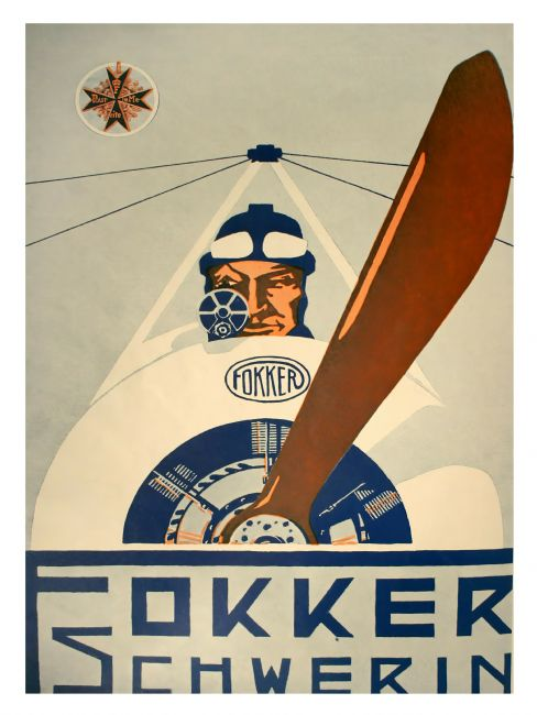 Chris Langley | Fokker Aviation of Schwerin, Germany
