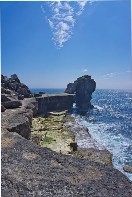 Chris Langley | Pulpit Rock, Isle of Portland, Dorset, looking east