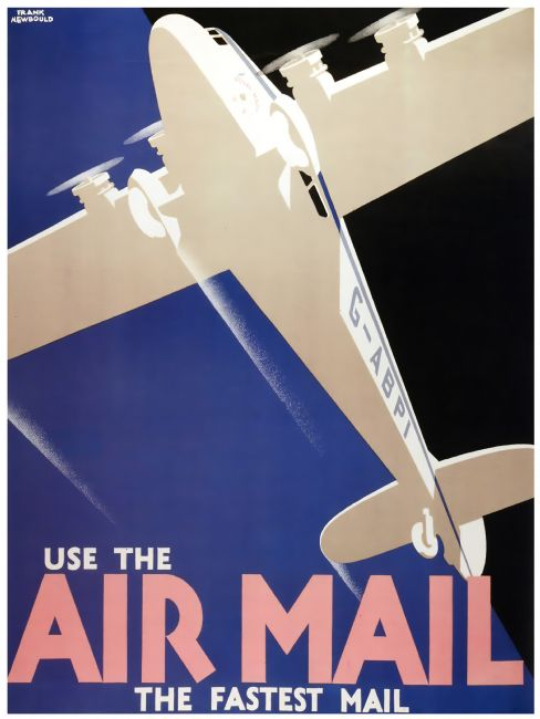 Chris Langley | Armstrong Whitworth Atalanta Air Mail 1932