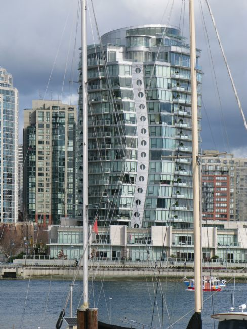 Chris Langley | The Erikson Building, False Creek, Vancouver, Canada