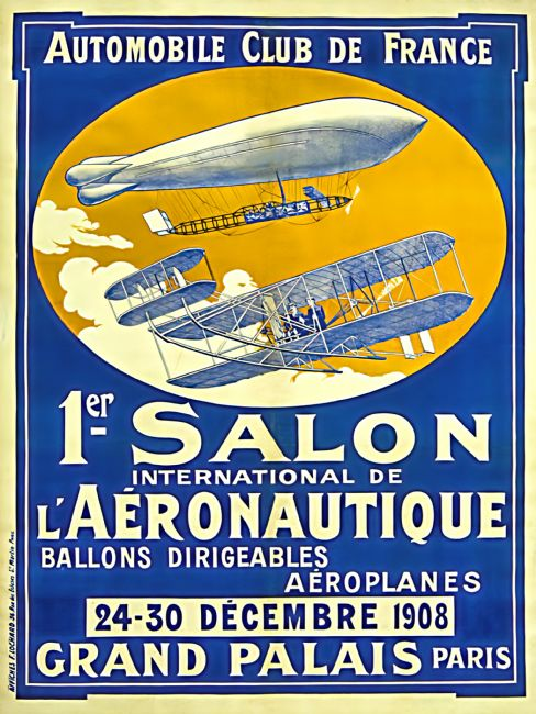 Chris Langley | Paris Aviation Exhibit 1908