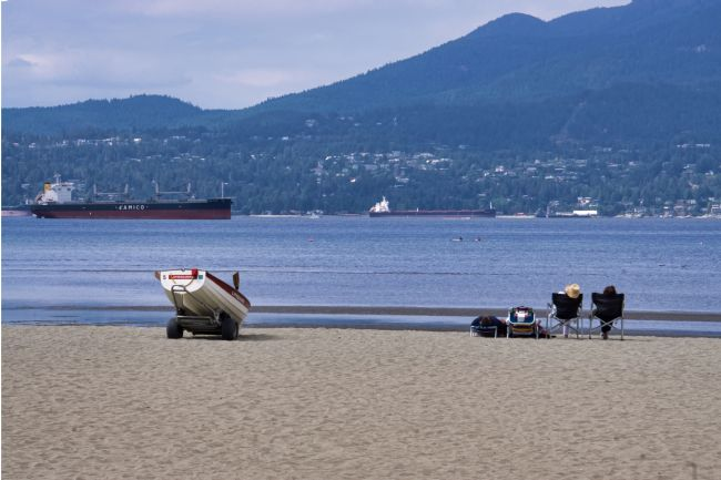 Chris Langley | Locarno Beach Lifeguard, Vancouver