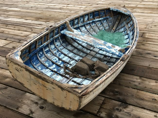Chris Langley | Old Salmon Boat 3 - Port Edward, British Columbia