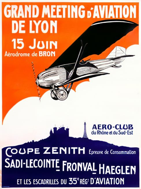 Chris Langley | Lyon - Bron Air Meet, FRance
