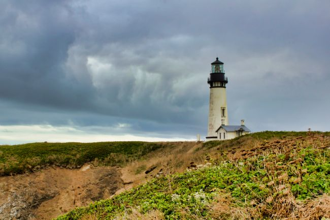 Chris Langley | Yaquina Head Lighthouse Newport Oregon