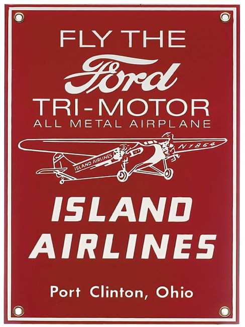 Chris Langley | Fly the Ford Tri-Motor