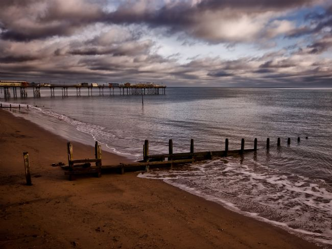 Jay Lethbridge | Teignmouth Beach and Pier